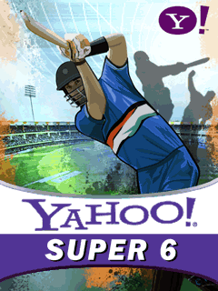 Mobile game Yahoo Super 6 - screenshots. Gameplay Yahoo Super 6