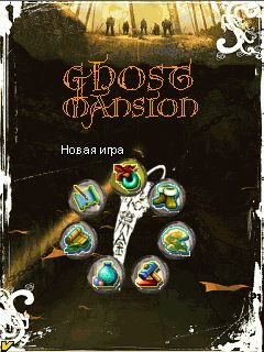 Download free mobile game: Ghost Mansion - download free games for mobile phone