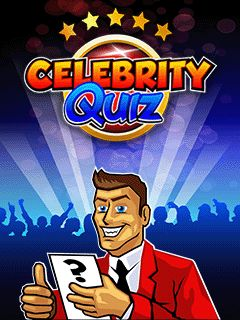 Download free mobile game: Celebrity Quiz - download free games for mobile phone