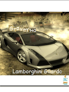Mobile game Gravity defied: Lamborghini Gallardo - screenshots. Gameplay Gravity defied: Lamborghini Gallardo