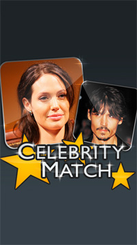 Mobile game Celebrity Match - screenshots. Gameplay Celebrity Match