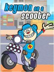 In addition to the  game for your phone, you can download Keymon on Scooter for free.