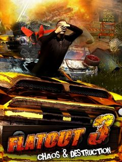 Mobile game FlatOut 3: Chaos & Destruction - screenshots. Gameplay FlatOut 3: Chaos & Destruction