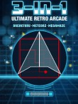 In addition to the  game for your phone, you can download 3-in-1 Ultimate Retro Arcade for free.