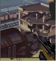 Mobile game 3D Terror Attacks - Hunting - screenshots. Gameplay 3D Terror Attacks - Hunting