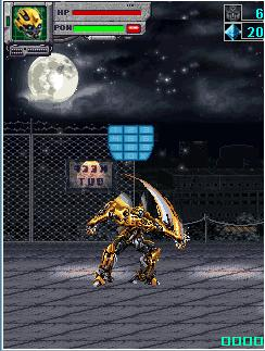 Mobile game Transformers (China) - screenshots. Gameplay Transformers (China)