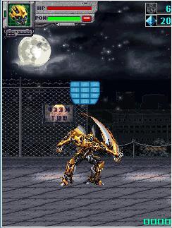 Mustapha java Game 128x160