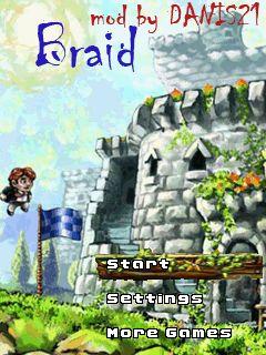 Download free mobile game: Jump Dude Jump: Braid mobile - download free games for mobile phone