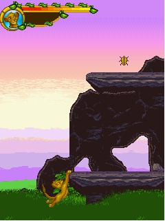 Mobile game The Lion King - screenshots. Gameplay The Lion King