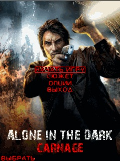 Download free mobile game: Alone in the dark: Carnage - download free games for mobile phone