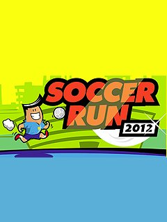 Download free mobile game: Soccer Run 2012 - download free games for mobile phone