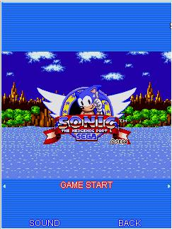 Download free mobile game: Sonic The Hedgehog: Part 1 - download free games for mobile phone