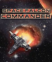 Download free mobile game: Space Falcon Commander - download free games for mobile phone