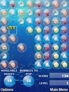 Mobile game Bubble Popper XXL - screenshots. Gameplay Bubble Popper XXL