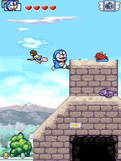 Mobile game Doraemon Movie Nobitas Fantasy adventure - screenshots. Gameplay Doraemon Movie Nobitas Fantasy adventure