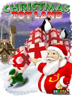 Download free mobile game: Christmas Toy Land - download free games for mobile phone