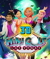 Download free mobile game: 3D Mini Golf: Las Vegas - download free games for mobile phone