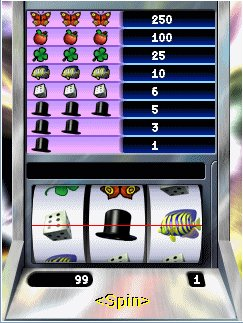 Mobile game Slot Machine - screenshots. Gameplay Slot Machine