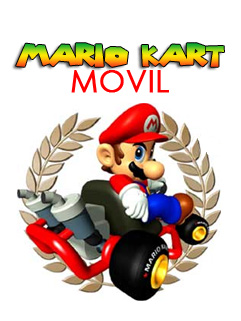 Download free mobile game: Mario Kart Movil - download free games for mobile phone