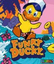 In addition to the  game for your phone, you can download Funky Ducky for free.
