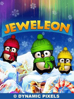 Download free mobile game: Jeweleon - download free games for mobile phone