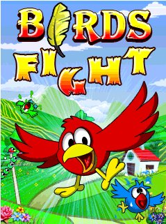 Download free mobile game: Birds Fight - download free games for mobile phone