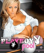 Download free mobile game: Playboy pool - download free games for mobile phone