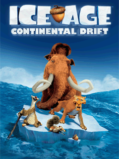 Download free mobile game: Ice Age 4: Continental Drift - download free games for mobile phone