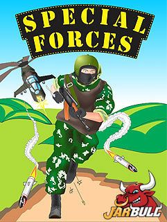 Download free mobile game: Special Forces - download free games for mobile phone