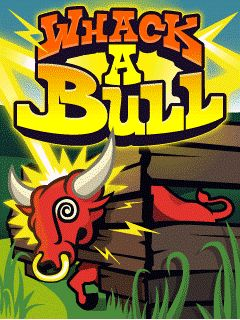 Mobile game Whack a bull - screenshots. Gameplay Whack a bull