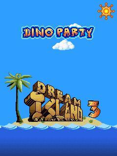 Download free mobile game: Dream Island 3: Dino Party - download free games for mobile phone