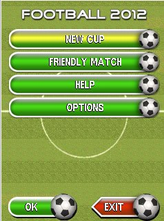 Mobile game Cristiano Ronaldo Football 2012 - screenshots. Gameplay Cristiano Ronaldo Football 2012