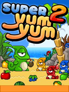 Mobile game Super Yum Yum 2 - screenshots. Gameplay Super Yum Yum 2