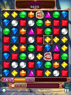 Mobile game Bejeweled 3 - screenshots. Gameplay Bejeweled 3