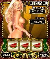 Mobile game Playboy Slot Machine - screenshots. Gameplay Playboy Slot Machine