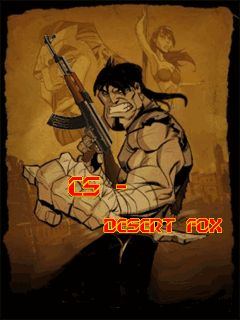 Download free mobile game: CS: Desert Fox - download free games for mobile phone