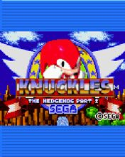 Download free mobile game: Knuckles The Hedgehog Part 1 - download free games for mobile phone