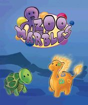Download free mobile game: Zoo Marbles - download free games for mobile phone