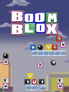 Download free mobile game: Boom Blox - download free games for mobile phone