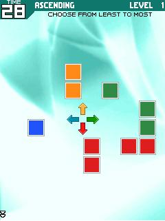 Mobile game Brain Challenge - screenshots. Gameplay Brain Challenge