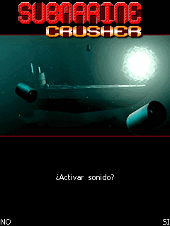 Mobile game Submarine Crusher - screenshots. Gameplay Submarine Crusher