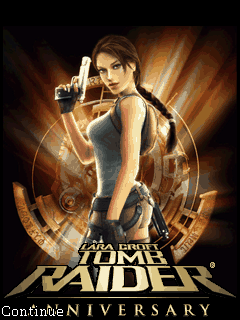 Download free mobile game: Tomb Raider: Anniversary - download free games for mobile phone