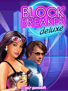 Mobile game Block Breaker Deluxe - screenshots. Gameplay Block Breaker Deluxe