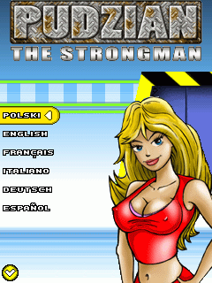 Download free mobile game: Pudzian: The Strongman - download free games for mobile phone