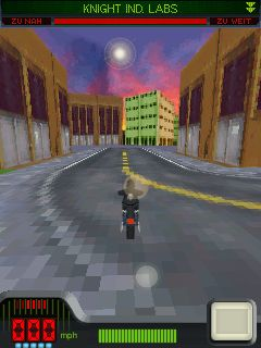 Mobile game Knight Rider 3D - screenshots. Gameplay Knight Rider 3D