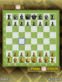 Mobile game Chess Online - screenshots. Gameplay Chess Online
