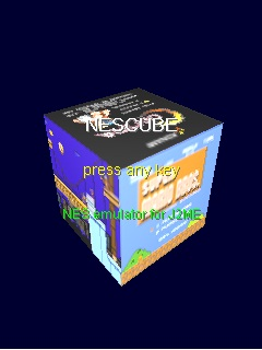 Download free mobile game: Nescube 2 - download free games for mobile phone