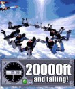In addition to the  game for your phone, you can download 20000ft and falling! for free.