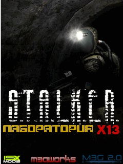 Download free mobile game: S.T.A.L.K.E.R: Х13 Laboratory - download free games for mobile phone