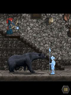Mobile game Brave - screenshots. Gameplay Brave